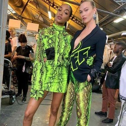 Models Fashion Week Instagrams Spring 2019