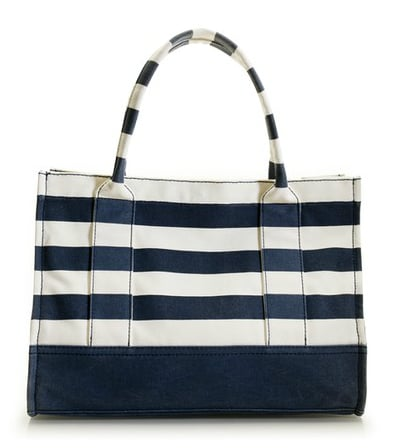 Save: J.Crew Boardwalk Tote ($60)