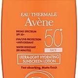 Avène Ultralight Hydrating Sunscreen Lotion SPF 50+
