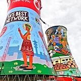 Get your adrenaline fix at Orlando Towers