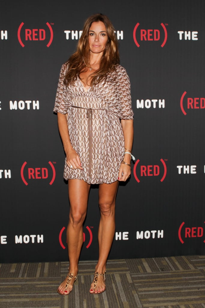 Kelly Bensimon at the Moth StorySLAM in New York. Source: Angela Pham/BFAnyc.com