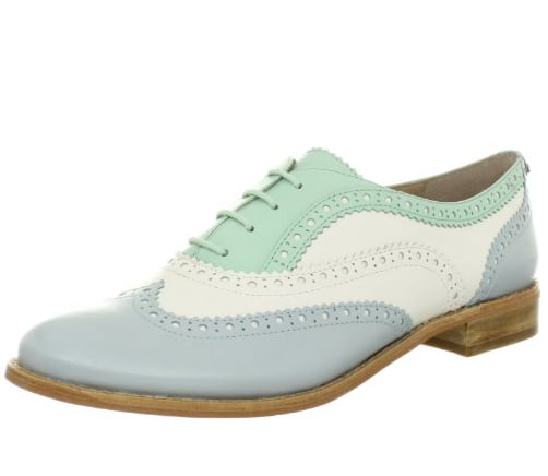 We can't get enough of the cool colorblocked detail on these Sam Edelman Jerome oxfords ($115, originally $150).