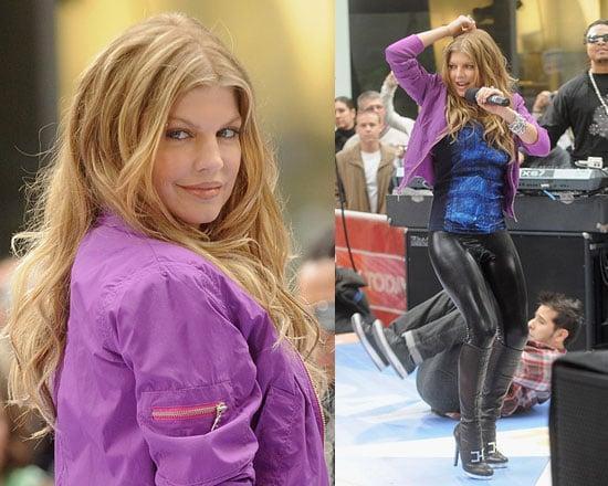 Fergie Is Still a Barracuda