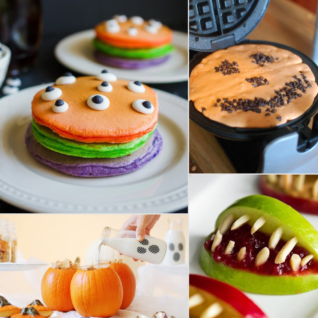 14 Scare-Worthy Breakfasts to Surprise Your Kids on Oct. 31