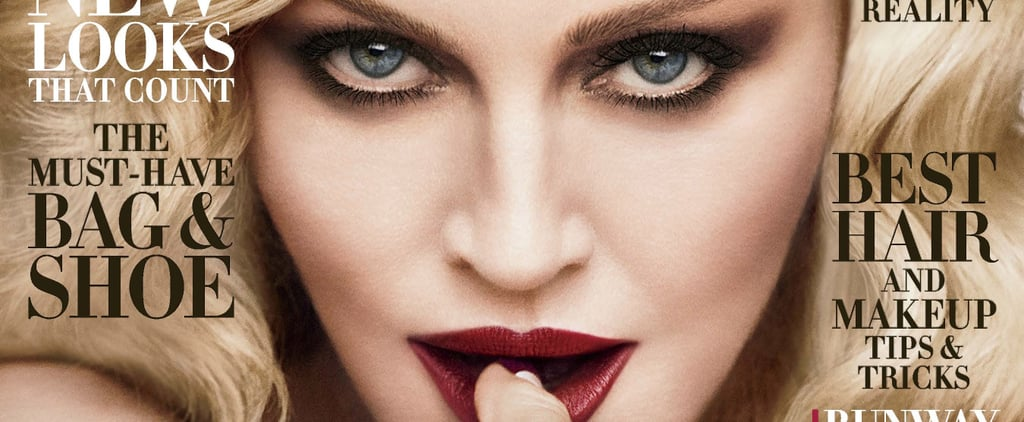 "Madonna Is Not Looking Forward to the ""Horror Show"" That Is a Donald Trump Presidency"