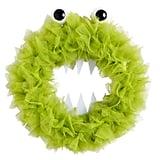 Halloween Monster Tulle Wreath