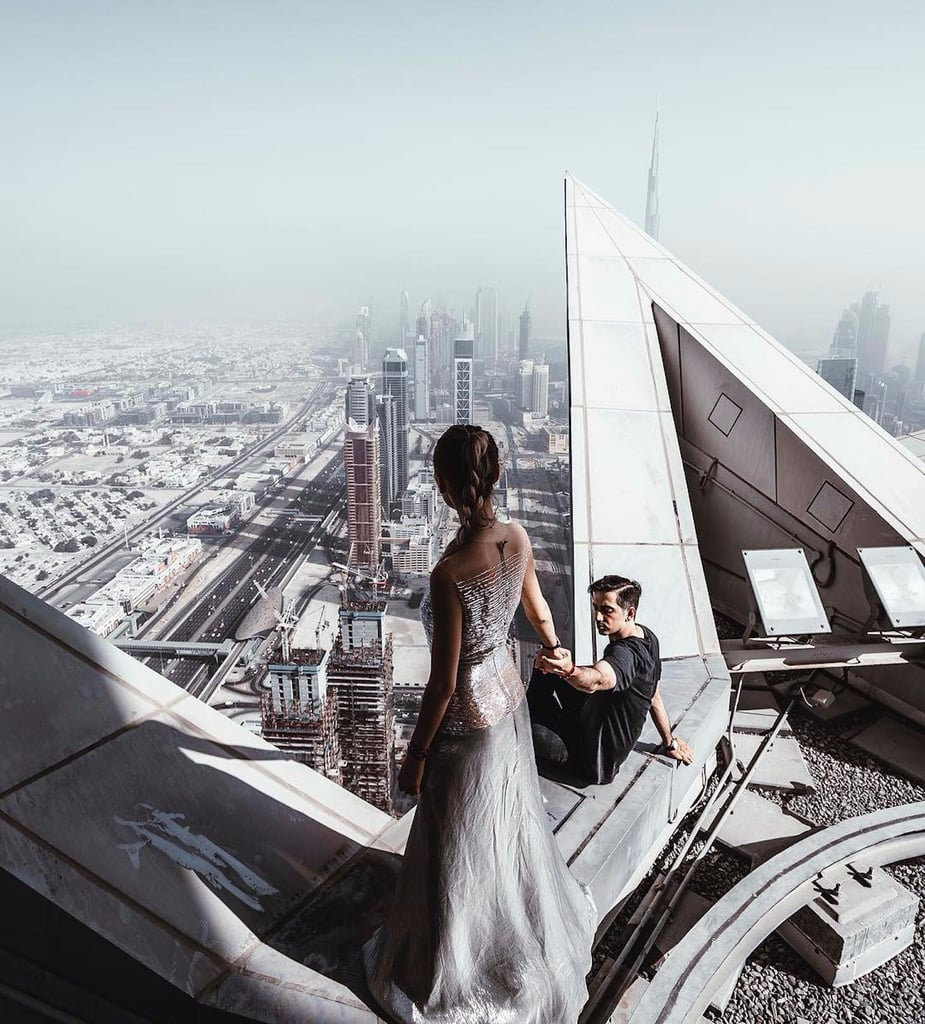 Nataly and Murad Osmann: #FollowMeTo Couple Dubai Interview
