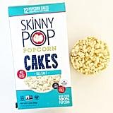 Skinny Pop Popcorn Cakes in Sea Salt