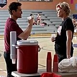 Can Will (Matthew Morrison) and Sue (Jane Lynch) bury the hatchet?
