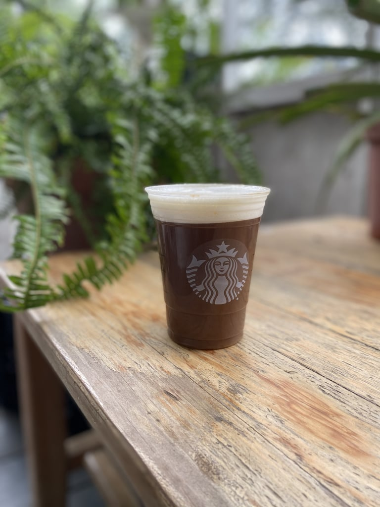 Nitro Cold Brew With Sweet Foam