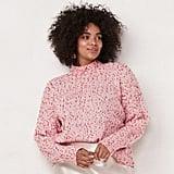 LC Lauren Conrad Plus Size Knit Pullover Sweater