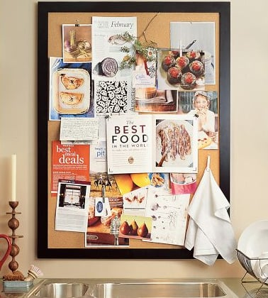 corkboard or wall hanging photos ideas popsugar smart living photo 9