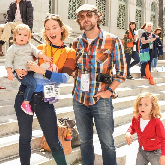 How Many Kids Do Olivia Wilde and Jason Sudeikis Have?