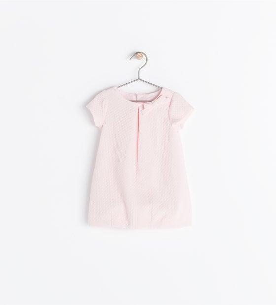 Zara Dress With Applique