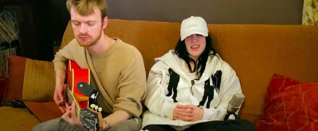 Billie Eilish's iHeartRadio Living Room Concert | Video