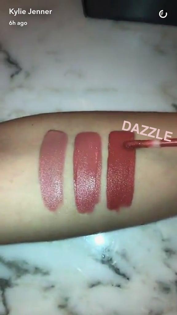 Kylie Jenner Velvet Liquid Lipstick
