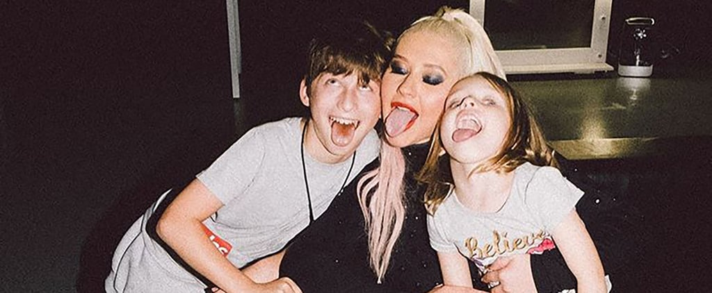 How Many Kids Does Christina Aguilera Have?