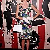 Lindsay Ellingson as Betty Draper
