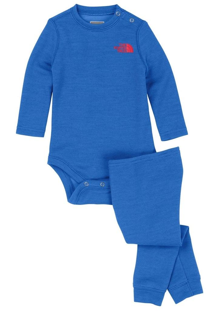 North Face Infant Base Layer Suit