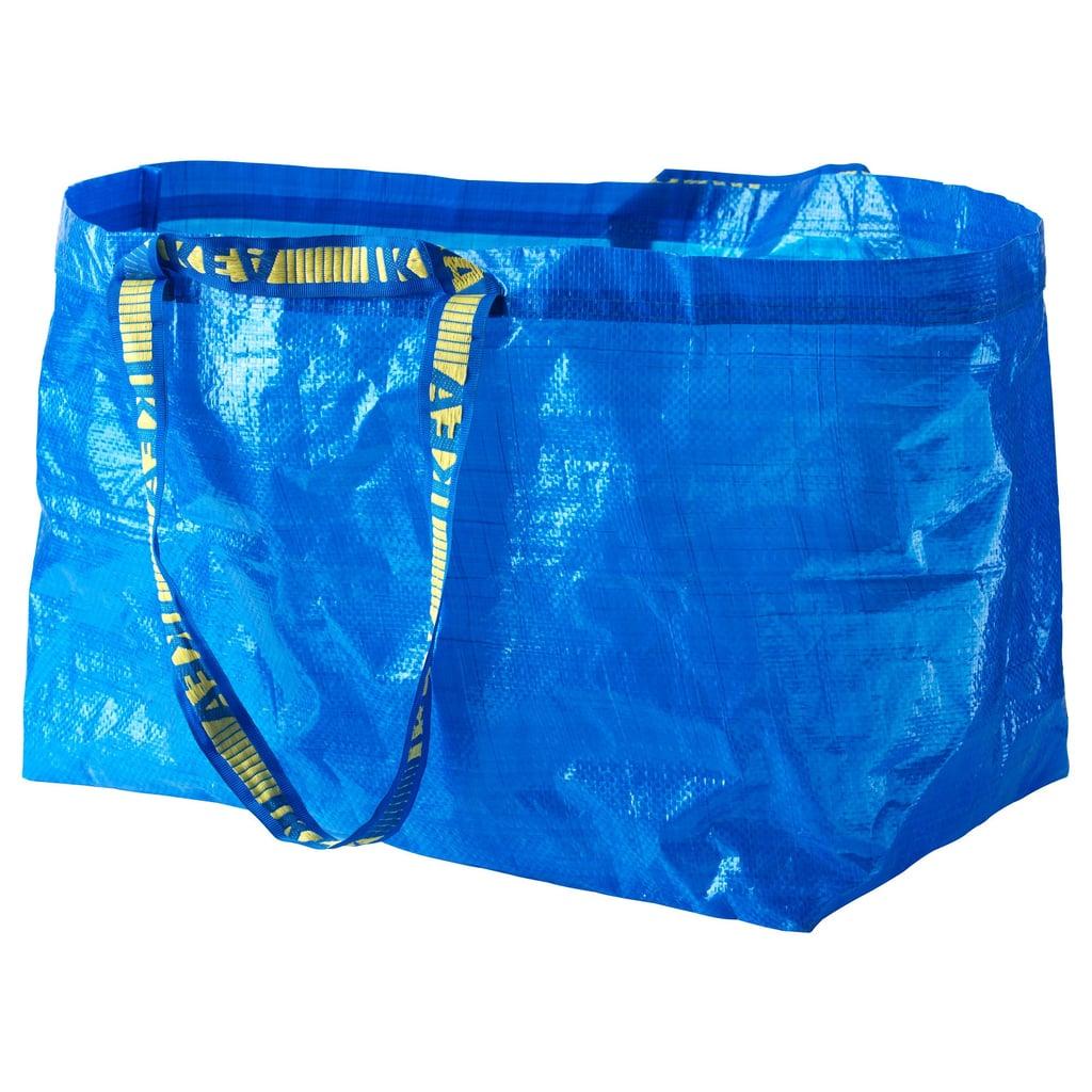Ikea Frakta Shopping Bag ($1)