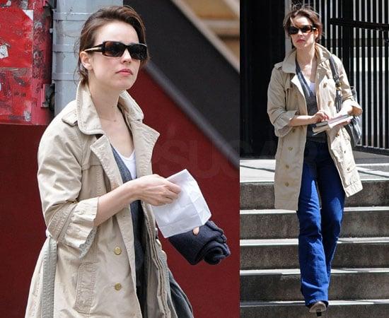 Photos of Rachel McAdams in New York