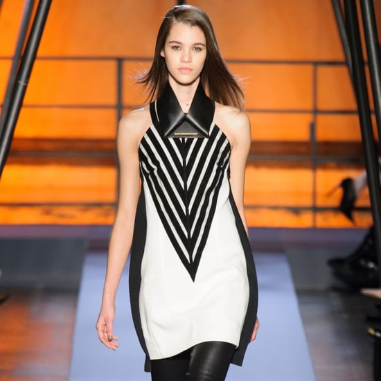 Roland Mouret Runway Fall 2014 Paris Fashion Week