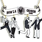 Arrested Development How to Do a Chicken Dance Necklace ($22)