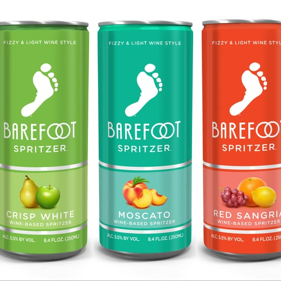 Canned Barefoot Wine Spritzers
