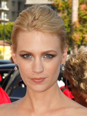 How To Get January Jones's 2009 Emmy Awards Makeup