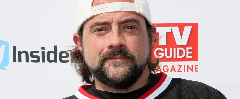 """Kevin Smith Is in the Hospital Recovering From """"a Massive Heart Attack"""""""