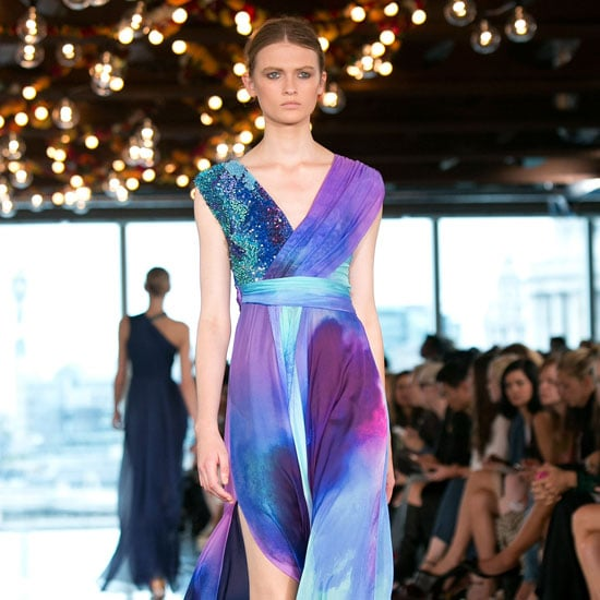 Pictures and Review of Matthew Williamson Spring Summer 2013 London Fashion Week Runway Show