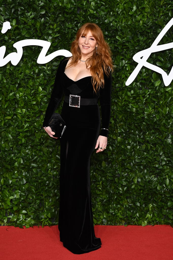Charlotte Tilbury at the British Fashion Awards 2019