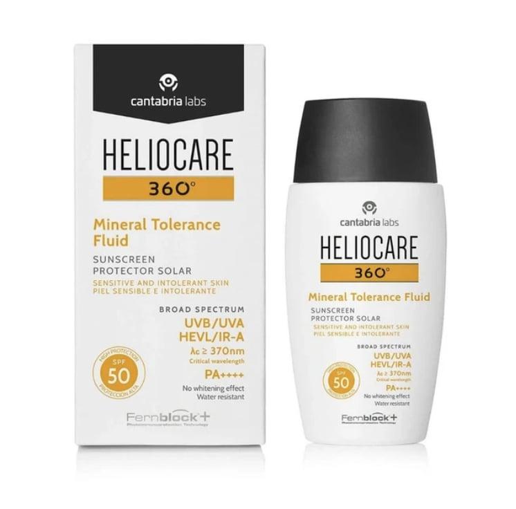 Heliocare Mineral Tolerance Fluid