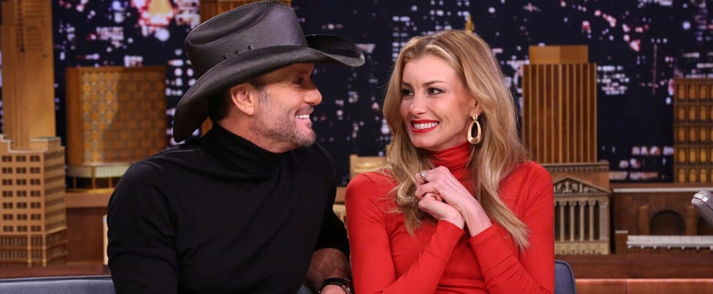 Tim McGraw, True Romantic, Remembers the Exact Moment He Fell For Faith Hill