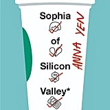 Sophia of Silicon Valley by Anna Yen, Out April 10