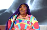 Lizzo s Latest Manicure Features 3D Chains and Holographic Stars, Because of Course