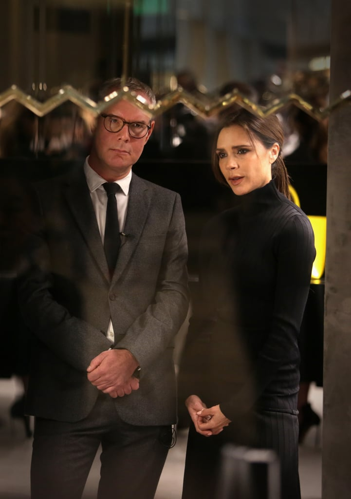 "Victoria Beckham Pulls Off ""Cozy-Chic"" Like You've Never Seen Before"