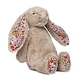 Jellycat Blossom Bashful Beige Bunny Small ($29.95) Or perhaps consider a cuddly friend who will last much longer than any chocolate will.
