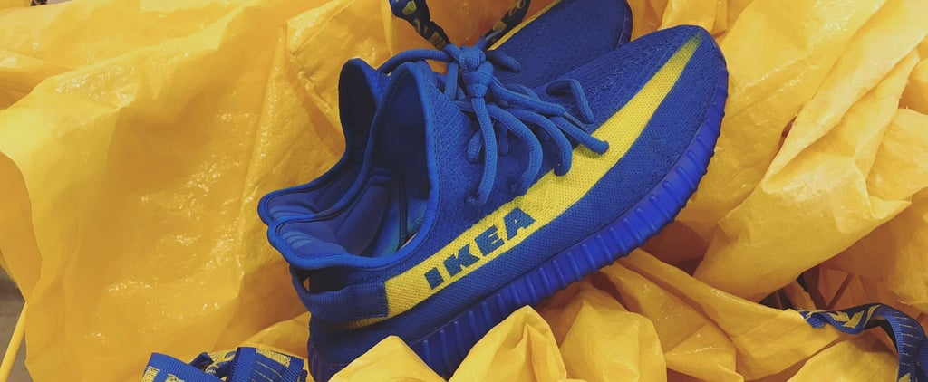 Yeezy x Ikea Is the Fashion Collaboration You Never Knew You Wanted — Till Now