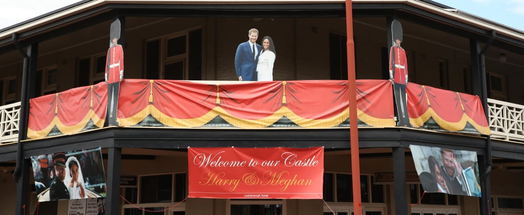 Dubbo Street Decorations for Prince Harry and Meghan Markle