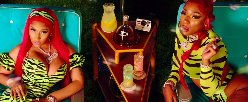 Nicki Minaj's Sexiest Music Videos