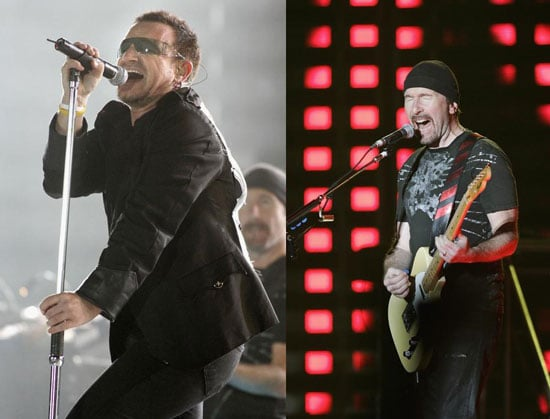 Stones Trump U2