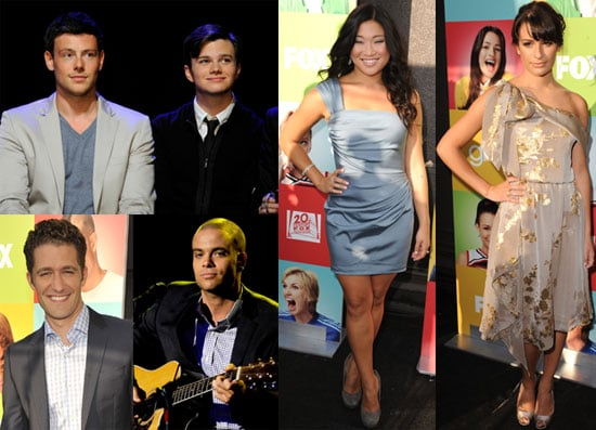 Glee Cast Belts It Out in Hollywood Before a Busy August 2010-07-28 14:00:00