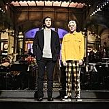 Adam Driver's Saturday Night Live Monologue Video 2018
