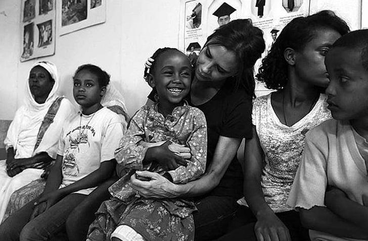 Pictures of Victoria Beckham's Trip to Ethiopia