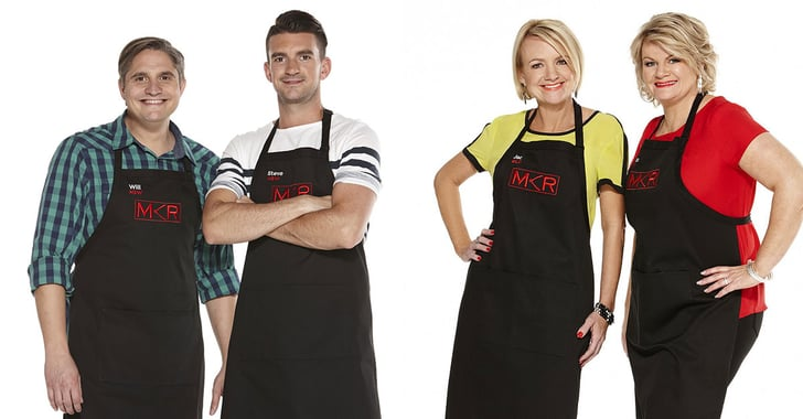 My Kitchen Rules Sudden Death Results