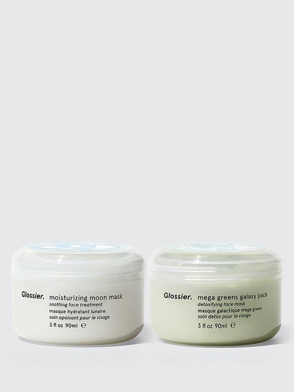 Glossier Face Masks: Mask Duo