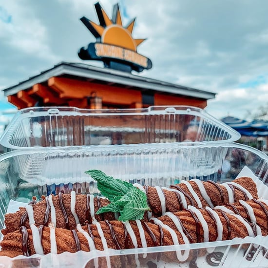 Disney World Now Has Thin Mint Churros!
