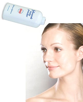Get The Most From Your Makeup: Baby Powder