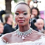 Miriam Odemba Oozed Class in This Gorgeous Chopard Set That Featured Pink Stones